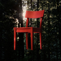The chair Facebook used as an appaling metaphor in their first brand campaign